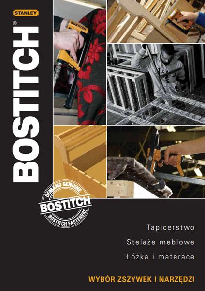 Zszywacze dla przemysłu meblarskiego BOSTITCH