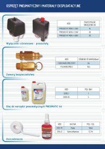 Wyłączniki ciśnieniowe NEMA i CONDOR MDR