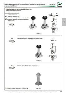 Elektrozawory seria 300_22 mm BI PNEUMAX