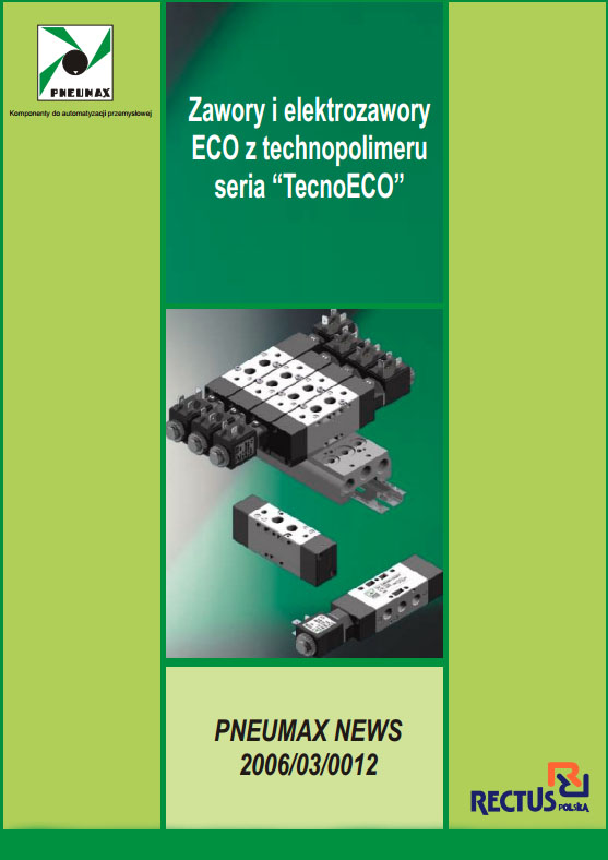 Elektrozawory seria 400_T_488 PNEUMAX