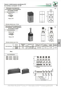 Elektrozawory seria 700_M5 1/8