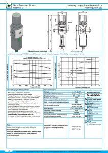 Seria Air 2 filtroreduktor PNEUMAX