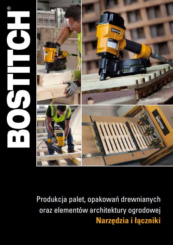 Katalog do palet i krat BOSTITCH