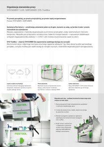Systemy przechowywania FESTOOL