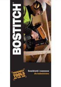 Sztyfty Construction Catalogue BOSTITCH