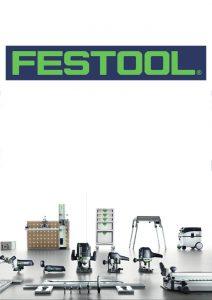 FESTOOL - wyposażenie frezarek i materiały eksploatacyjne