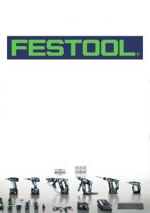 FESTOOL - wyposażenie wiertarek i wkrętarek oraz materiały eksploatacyjne