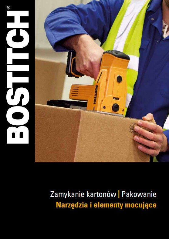 Zszywki Carton Closing BOSTITCH