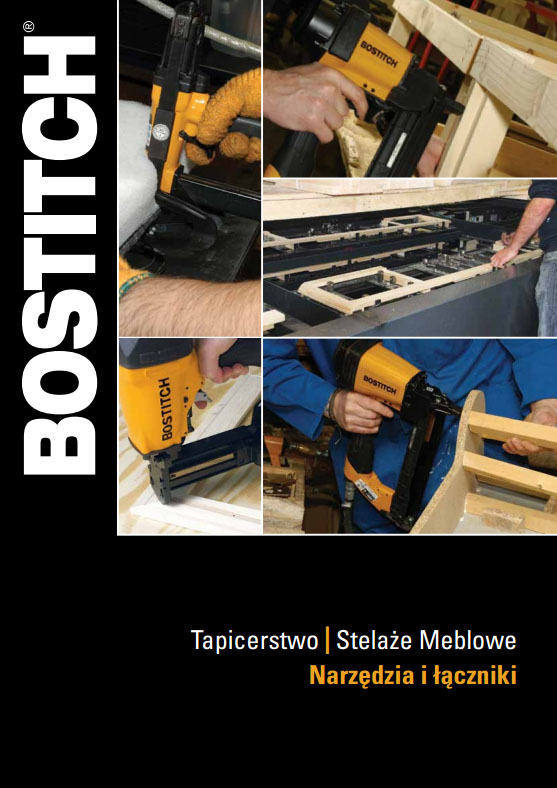 Zszywki Furniture Catalogue BOSTITCH