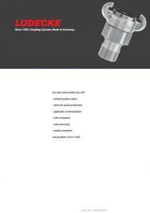Elementy złączne LUDECKE, ABAC