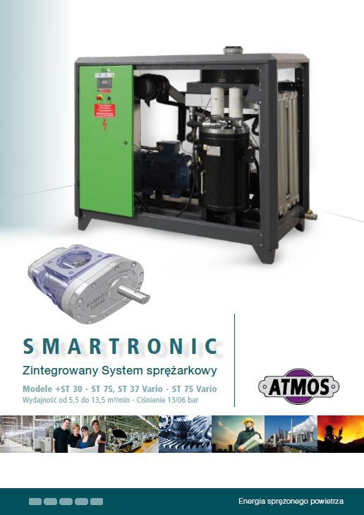 Kompresory ATMOS Smartronic
