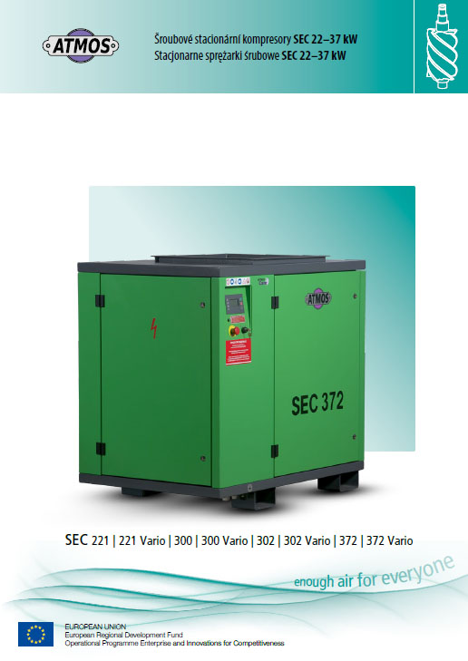 Kompresory ATMOS Sec
