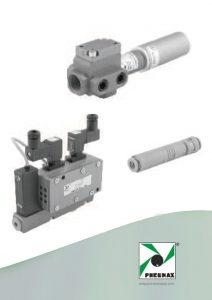 PNEUMAX - generatory podciśnienia