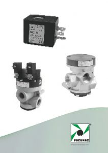 PNEUMAX - zawory i elektrozawory