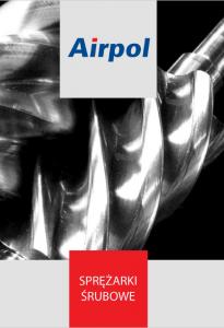 Airpol - sprężarki śrubowe