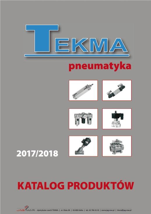 Zestawy przygotowania powietrza TEKMA