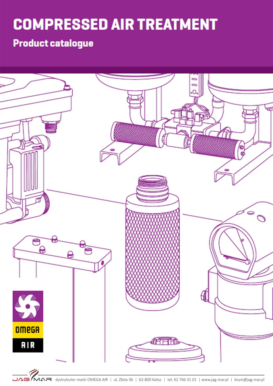 Wkłady filtracyjne OMEGA AIR