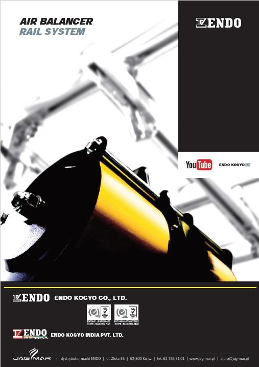 Balansery powietrzne ENDO
