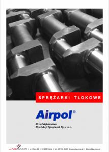 Sprężarki tłokowe AIRPOL
