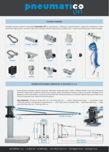 Ulotka Pneumatico Lift (PL)