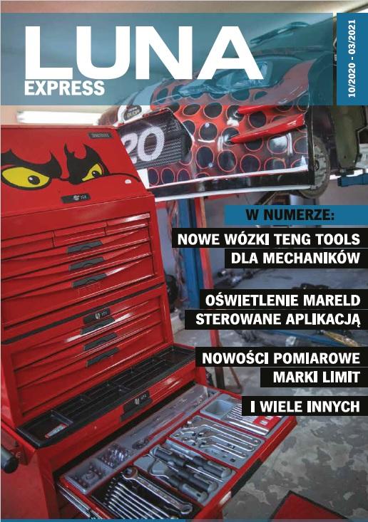 Magazyn Luna Express