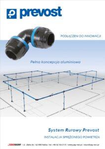 Prevost – innowacyjny system rur i złączek z aluminium (PL)